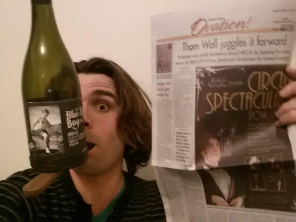Spectacular - Newspaper
