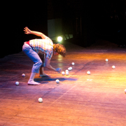 Five ball juggling blog